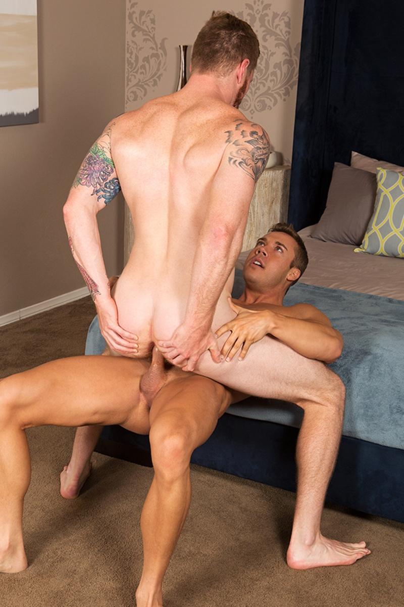 sean cody  Muscle boys Brody and David bareback fucking