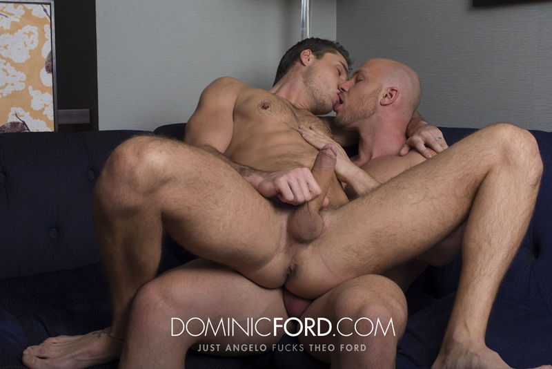 Just Angelo fucks Theo Ford's hot ass