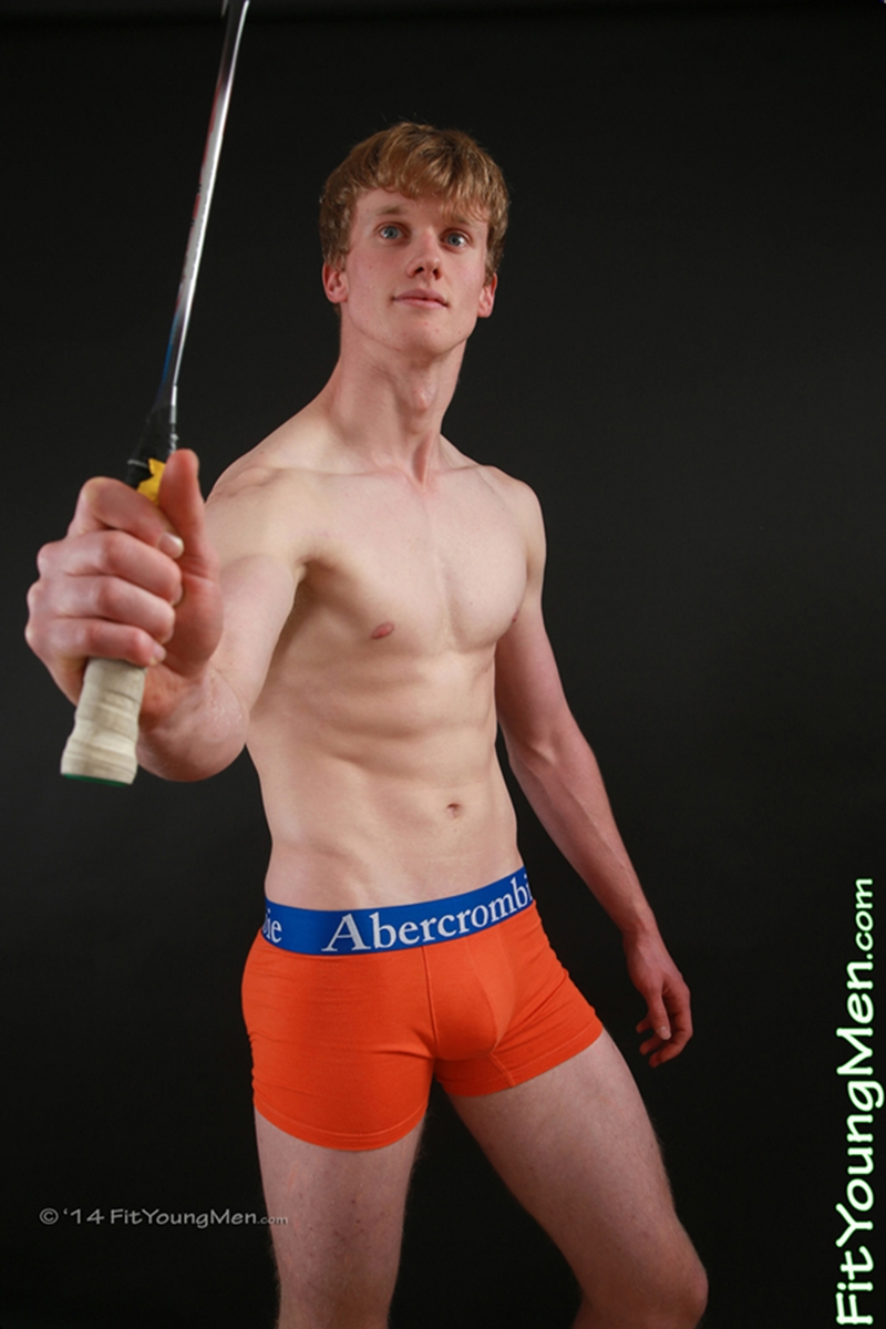 FitYoungMen-Oscar-Whitelaw-Badminton-Age-20-years-old-naked-straight-sportsmen-big-uncut-dicks-crotch-bulge-003-tube-video-gay-porn-gallery-sexpics-photo