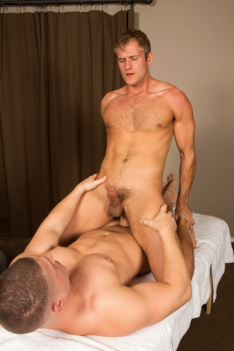 porn gay blonde Blake cody bottom sean