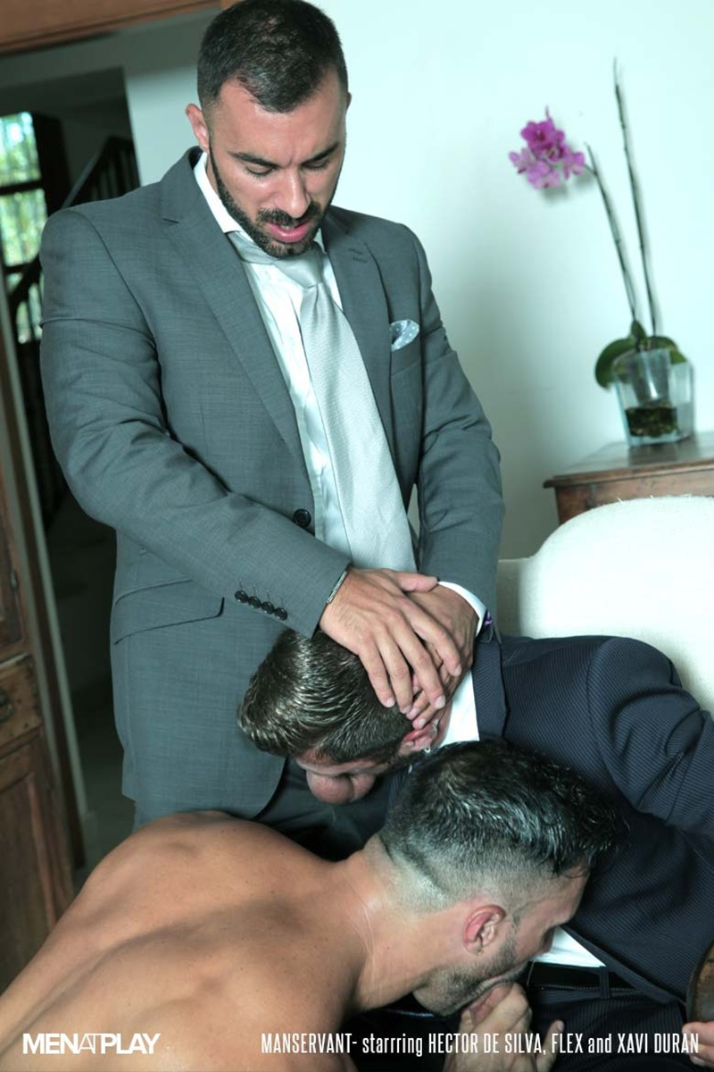 MenatPlay-Flex-Xtremmo-Hector-de-Silva-Xavi-Duran-naked-muscle-business-suit-men-fuck-rim-cock-doggy-style-fucking-Tag-Team-Spit-Roast-06-gay-porn-star-sex-video-gallery-photo