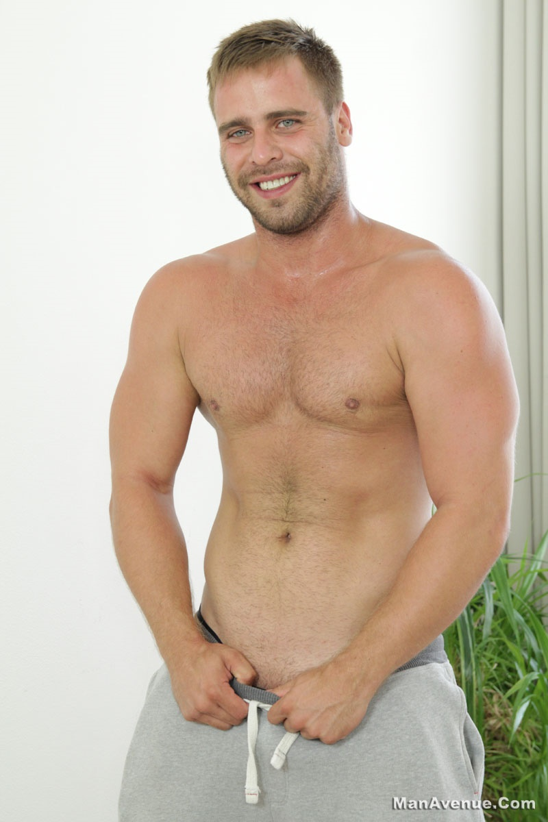 Handsome Stud Gets Dick Checked