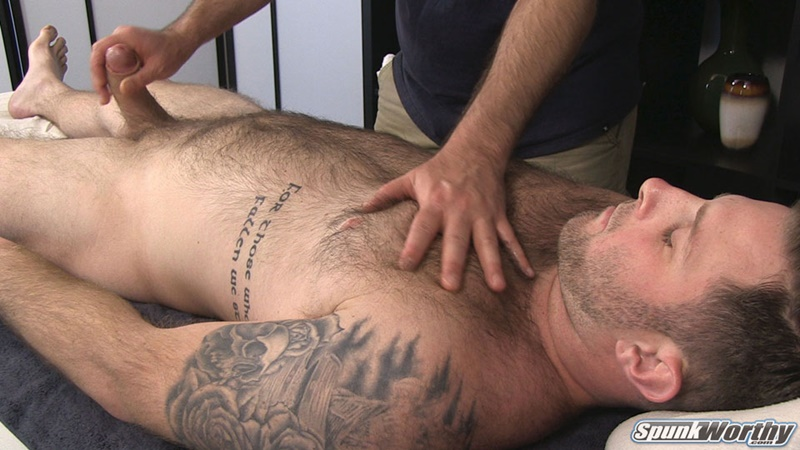 Spunkworthy-hairy-chest-tattoo-Blaze-man-on-male-massage-happy-ending-cock-sucking-ass-rimming-anal-cheeks-masseur-huge-cumshot-009-gay-porn-sex-gallery-pics-video-photo