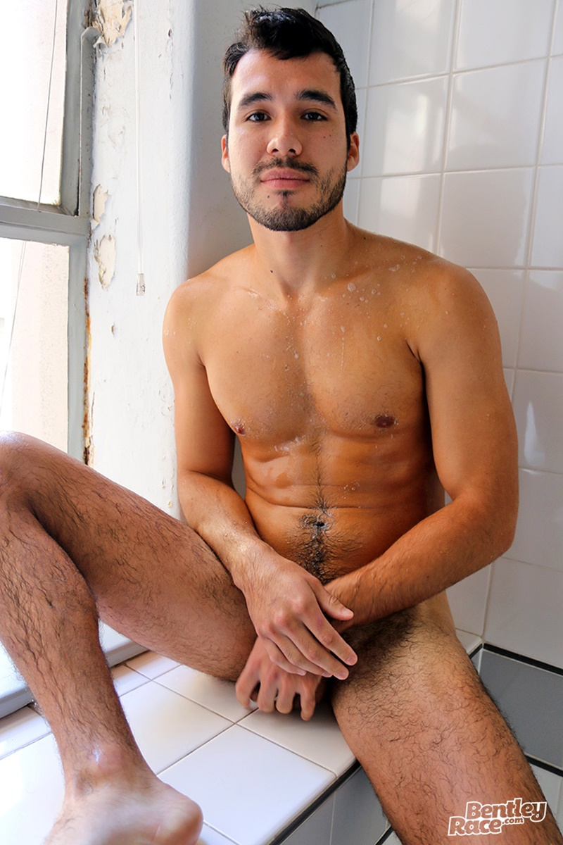 BentleyRace-sexy-naked-young-dude-Benjamin-Bosco-hairy-stomach-flat-ripped-tanned-huge-thick-uncut-cock-jerking-solo-cumshot-019-gay-porn-sex-gallery-pics-video-photo