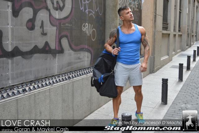 Maykel Cash and Goran