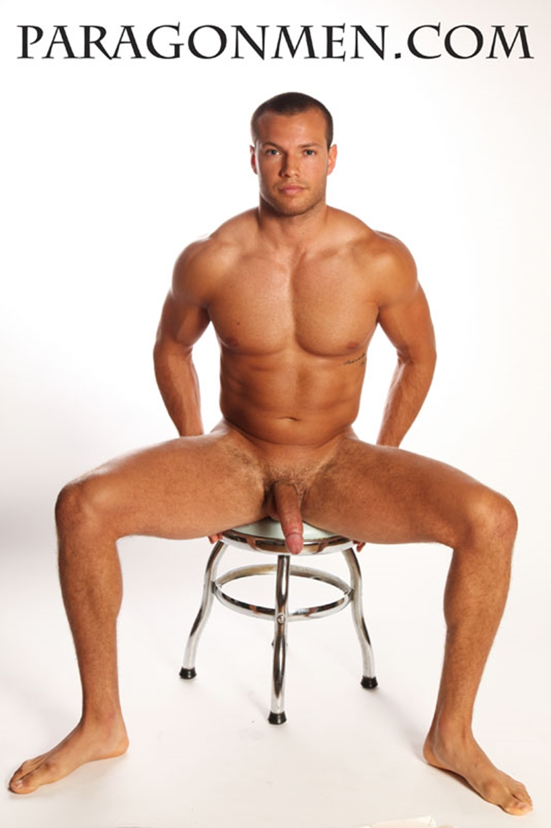 nude male bodybuilders shaved