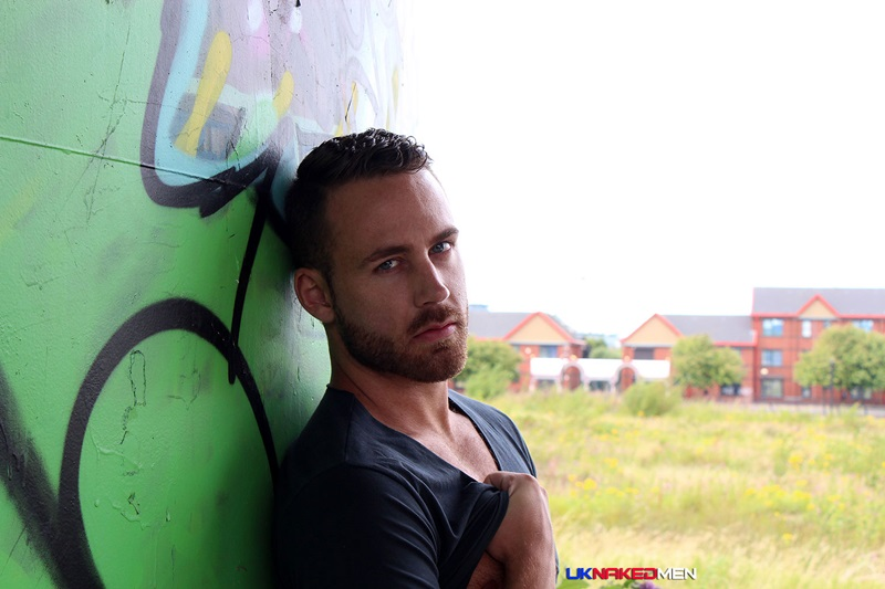 UKNakedMen-sexy-guy-beefy-hairy-stud-big-uncut-cock-cum-load-Logan-Moore-handsome-hunk-naked-hairy-chest-nipples-bollocks-foreskin-06-gay-porn-star-sex-video-gallery-photo
