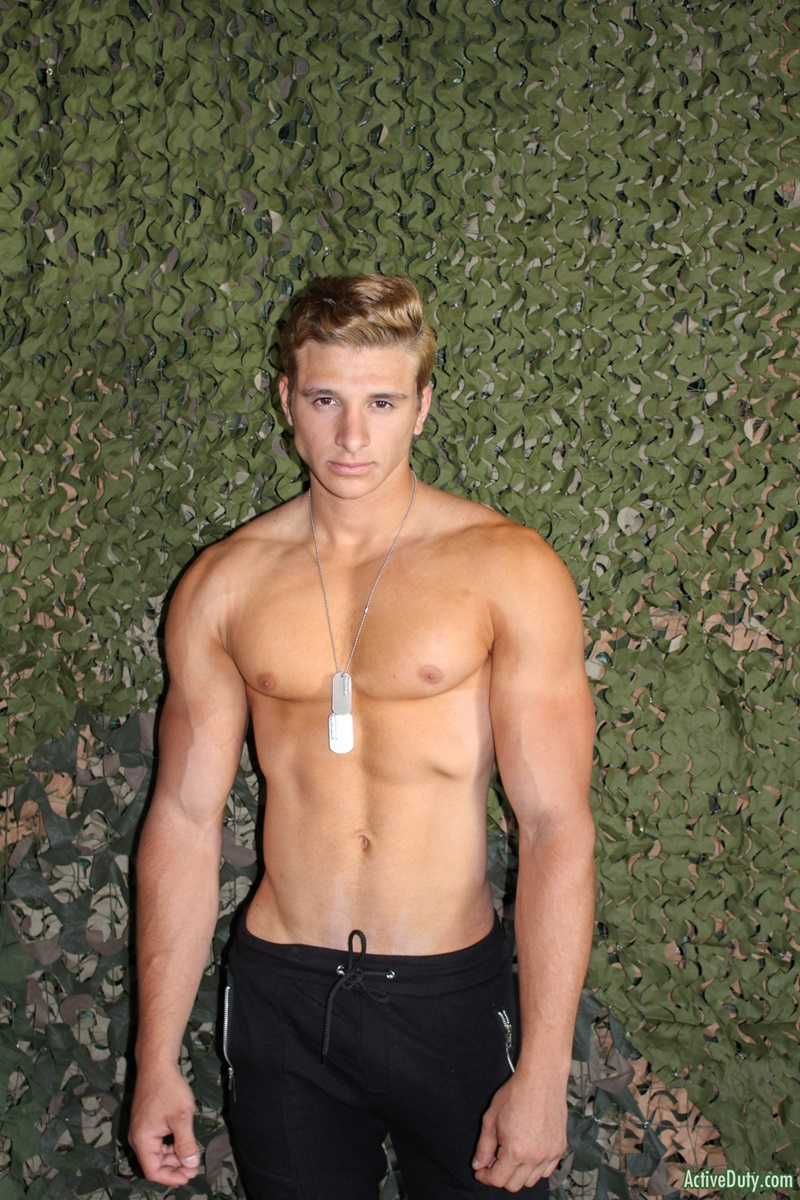 Luis Parker's a Euro boy in the US showing off his lovely body and sexy cock