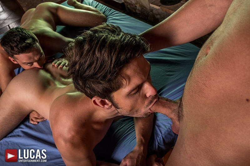 Devin Franco and Damon Heart hardcore ass fucking in Must Seed TV