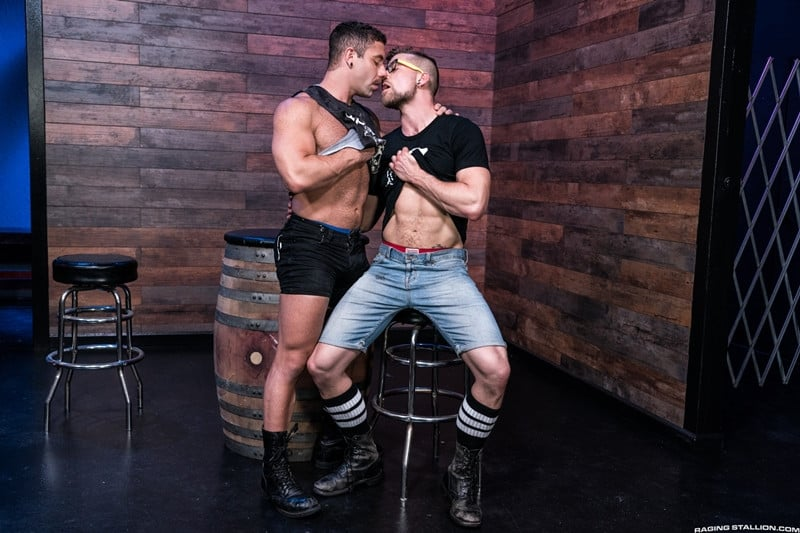 Men for Men Blog Eddy-Ceetee-Jay-Austin-ass-fucking-sports-socks-jockstraps-leather-boots-RagingStallion-008-gay-porn-pictures-gallery Hairy hunks Eddy Ceetee and Jay Austin ass fucking in sports socks jockstraps and leather boots Raging Stallion