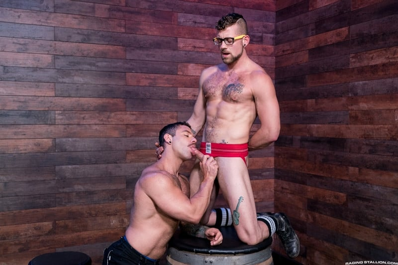 Men for Men Blog Eddy-Ceetee-Jay-Austin-ass-fucking-sports-socks-jockstraps-leather-boots-RagingStallion-010-gay-porn-pictures-gallery Hairy hunks Eddy Ceetee and Jay Austin ass fucking in sports socks jockstraps and leather boots Raging Stallion
