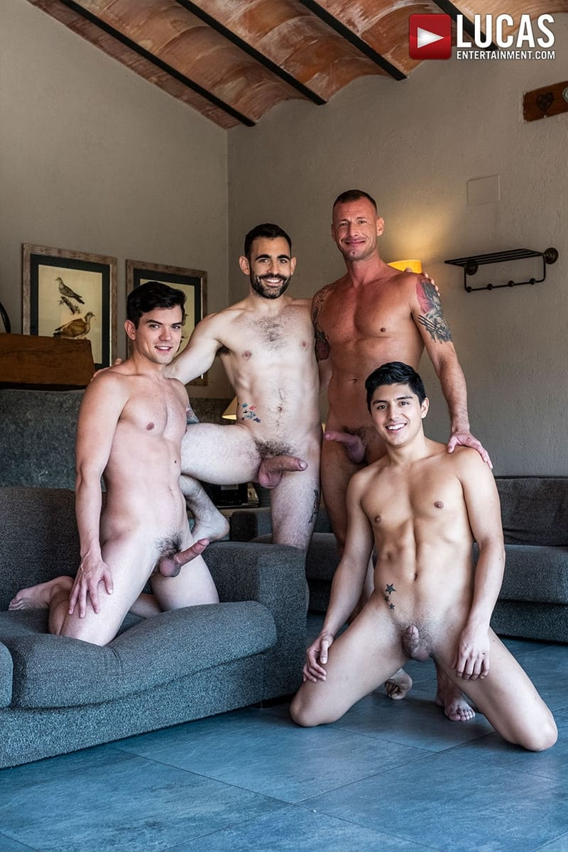 Men for Men Blog Gay-Porn-Pics-007-Dakota-Payne-Ken-Summers-Logan-Rogue-Max-Arion-Hardcore-ass-fucking-orgy-LucasEntertainment Hardcore ass fucking orgy with Dakota Payne, Ken Summers, Logan Rogue and Max Arion Lucas Entertainment