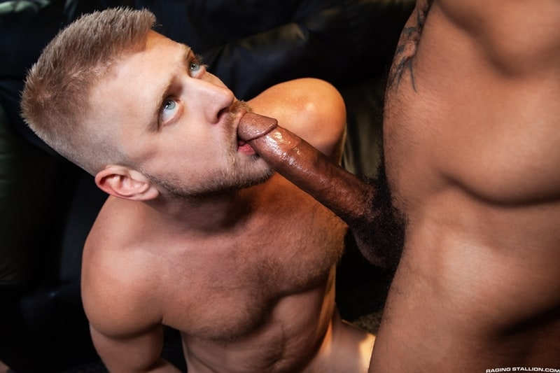 RagingStallion-Zario-Travezz-swallows-Logan-Stevens-huge-cock-mouth-service-blowjob-003-Gay-Porn-Pics