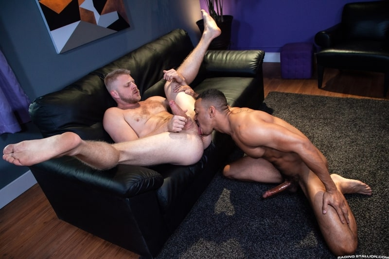 RagingStallion-Zario-Travezz-swallows-Logan-Stevens-huge-cock-mouth-service-blowjob-011-Gay-Porn-Pics