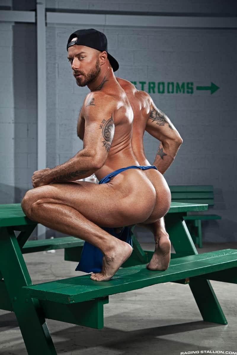 Bearded-muscle-hunk-Jessie-Colter-huge-cock-bareback-fucking-Drake-Masters-sweaty-hairy-hole-RagingStallion-004-Gay-Porn-Pics