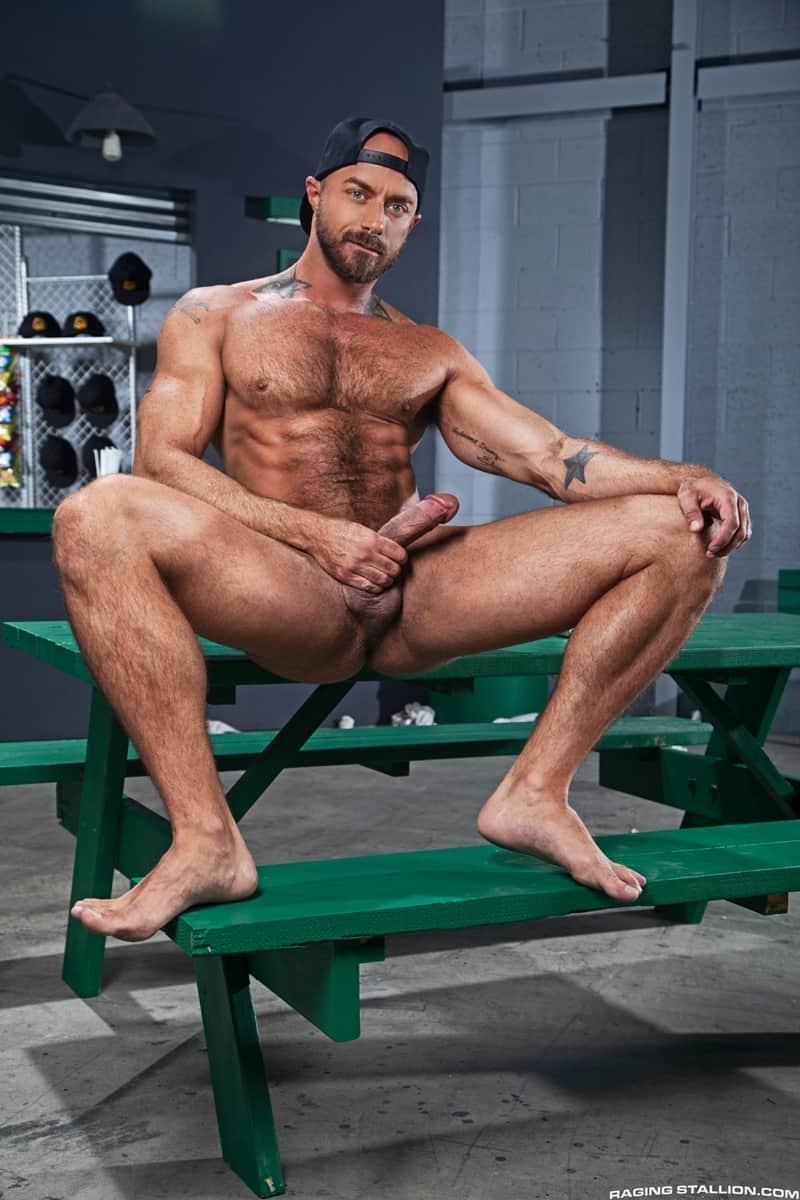 Bearded-muscle-hunk-Jessie-Colter-huge-cock-bareback-fucking-Drake-Masters-sweaty-hairy-hole-RagingStallion-005-Gay-Porn-Pics