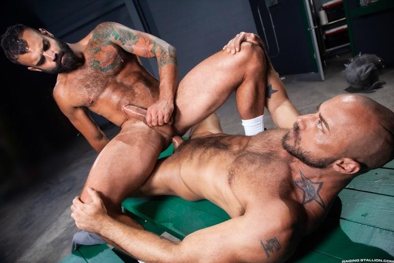 Bearded-muscle-hunk-Jessie-Colter-huge-cock-bareback-fucking-Drake-Masters-sweaty-hairy-hole-RagingStallion-011-Gay-Porn-Pics