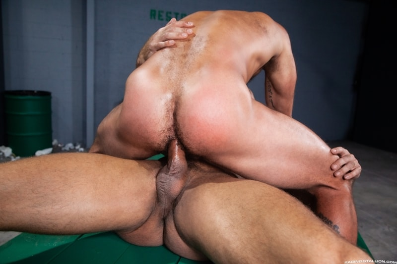 Bearded-muscle-hunk-Jessie-Colter-huge-cock-bareback-fucking-Drake-Masters-sweaty-hairy-hole-RagingStallion-012-Gay-Porn-Pics