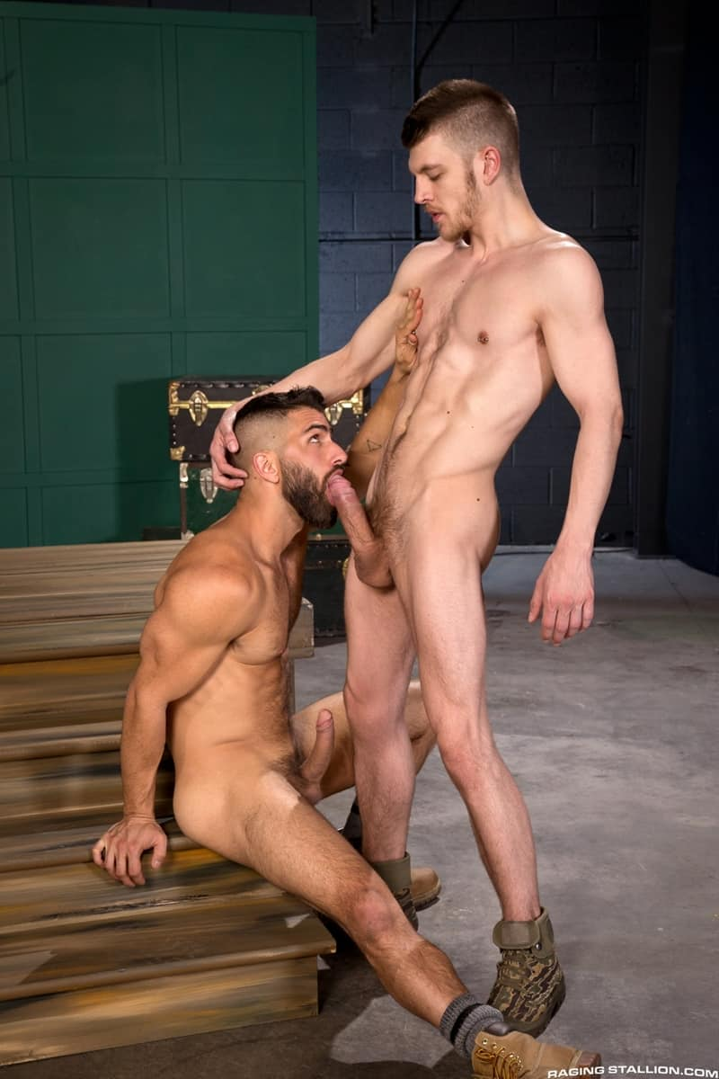 Adam Ramzi Porn Masters bottom boy adam ramzi barks orders like a top inciting caleb
