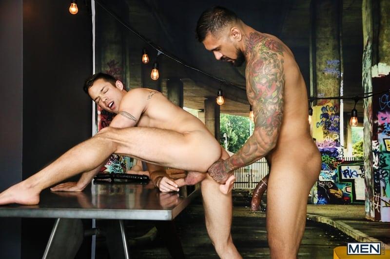 Hottie-muscle-stud-Nic-Sahara-dildo-ass-play-Boomer-Banks-thick-cock-deep-throat-Men-012-Gay-Porn-Pics