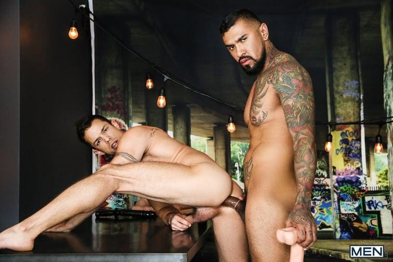 Hottie-muscle-stud-Nic-Sahara-dildo-ass-play-Boomer-Banks-thick-cock-deep-throat-Men-016-Gay-Porn-Pics